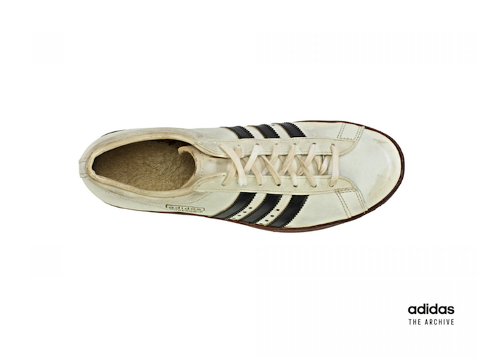 adidas Supergrip prototype (1965)