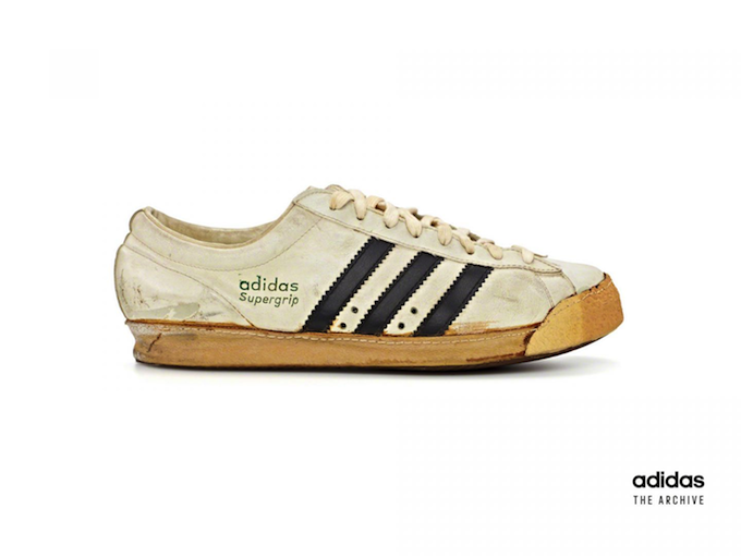 adidas Supergrip shoe old model