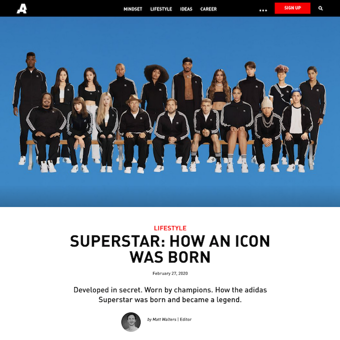 Superstar: How an Icon Was Born