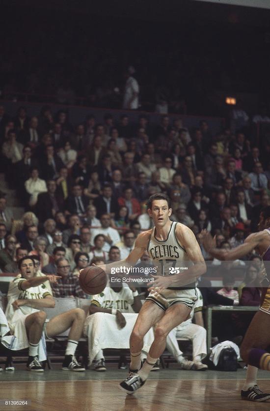 John Havlicek Boston Celtics (1969)