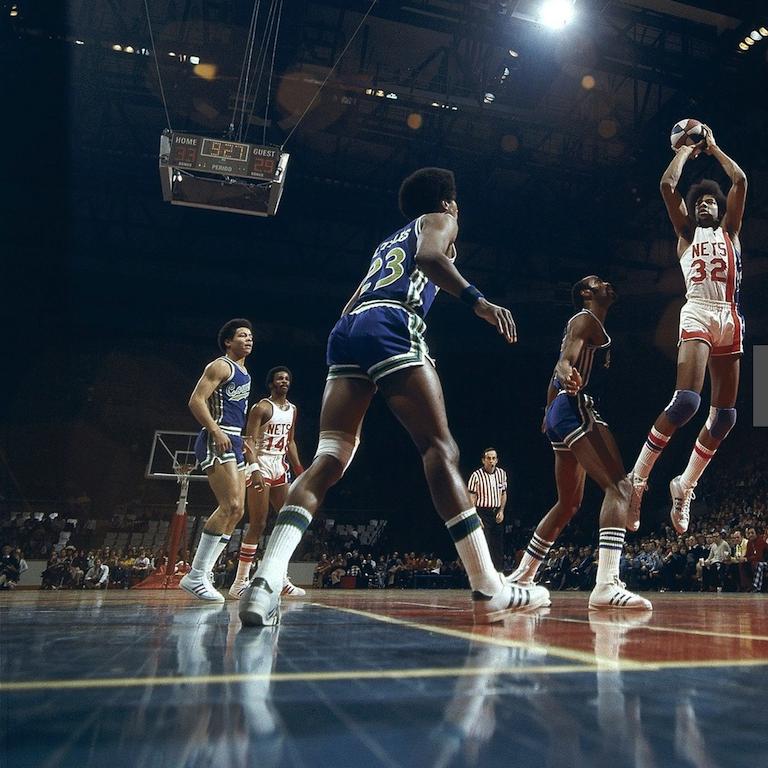 New York Nets vs Carolina Cougars (1973)